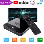 Подробнее о SMART TV BOX H96 Mini H8 2G/16Gb
